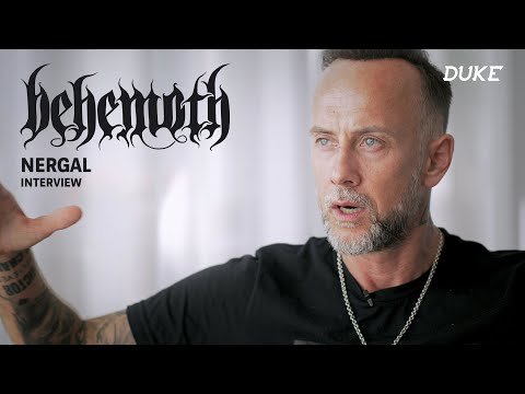 Behemoth  Interview Nergal  Paris 2018  Duke TV FR Subs
