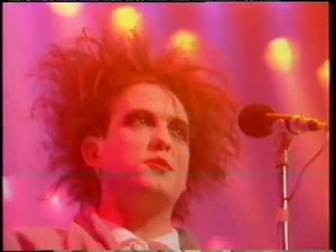 The Cure - Boys Don't Cry on Top of the Pops