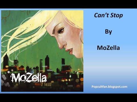 MoZella - Can't Stop (Lyrics)