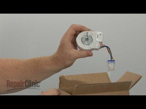 Evaporator Fan Motor - Frigidaire Refrigerator
