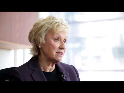 Tina Brown Encourages Women to Be the Loudest Voice in the Room
