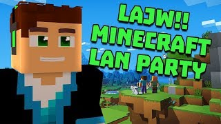 MINECRAFT 1.13 LAN PARTY!