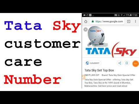 Tatasky Dth Customer Care Numbers Tata Sky Dth Hd Toll Free Number Tatasky D2h Digitalhub9 Youtube