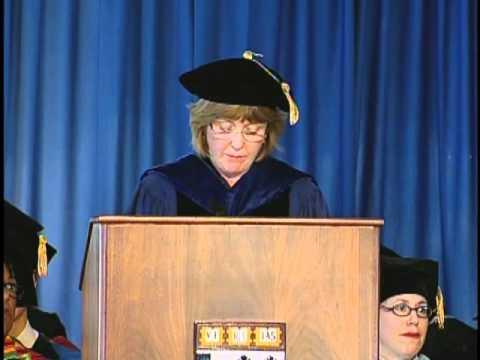 Dean's Commencement Speech