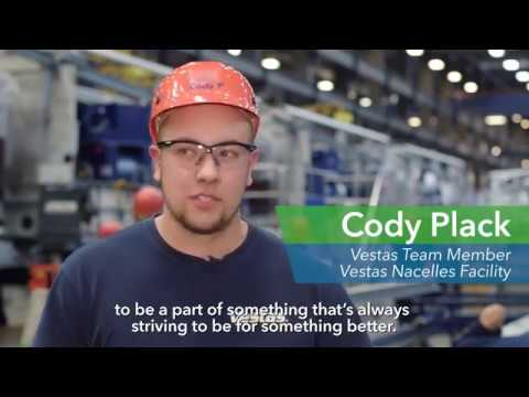 Wind power: A new type of American manufacturing