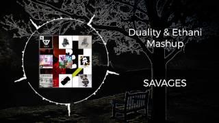 Repeat youtube video KUURO - Savage VS Case & Point - Savage ~ [Duality & Ethani Mashup]