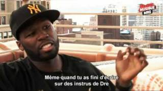 Download 50 Cent - The Psycho (Feat. Dr. Dre) (Reportage Musique Mag) MP3 song and Music Video
