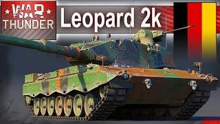 Leopard 2k - fraguje aż miło na realistyku - War Thunder