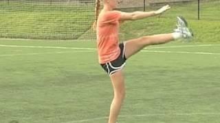Ready, Set, Prevent, Injury Prevention Program - Dynamic Stretching - CHOP (2 of 4)