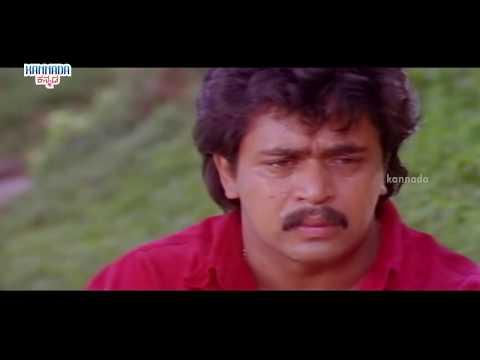 Arjun Wife Sudha Rani Expires | Prathap Kannada Movie Scenes | Arjun Sarja | Malasri | Kannada Movie