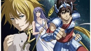 Saint Seiya: The Lost Canvas - The Realm of Athena (opening catalán)