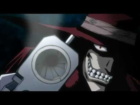 Hellsing Skrillex First Of The Year Equinox AMV