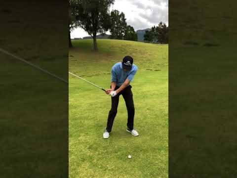 Juma Golf Long Iron Golf Tip by Richard Jumrukovski