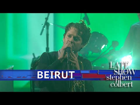 Beirut Performs 'Gallipoli' Mp3
