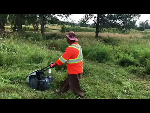 JARI Monarch Walk Behind Sickle Bar Mower