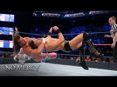 Dolph Ziggler fights to keep his WWE career alive vs. The Miz: WWE No Mercy 2016