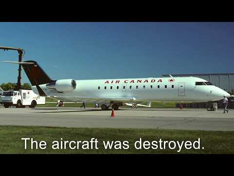 Stalled Right- Air Canada Flight 646