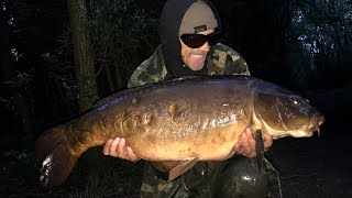 "***Carp Fishing*** At the Quarry Fishery, Vlog 10 ""Quest for the magnificent 7"" the Nomadic Carper"