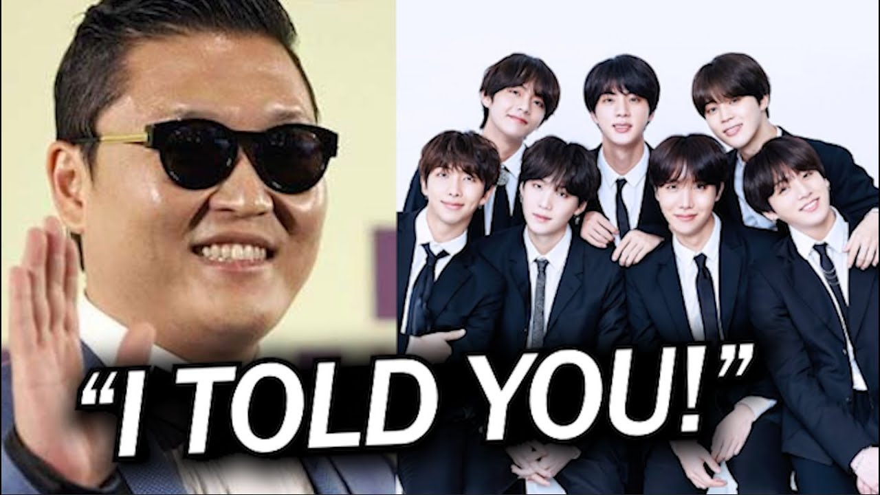 'Gangnam Style' PSY Predicted BTS' Global Success 5 Years Ago?