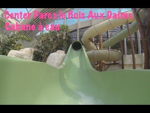 Espace aquatique enfant piscine center parcs le bois aux for Center parc sarrebourg piscine