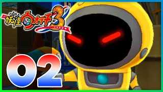 Yo-Kai Watch 3 Sushi / Tempura - Episode 2 | USApyon! (YoKai Watch 3 Gameplay)