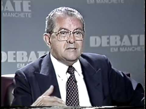 Debate em Manchete - Jarbas Passarinho