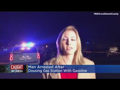 Dickerman - Reporter Attacked During Live Broadcast