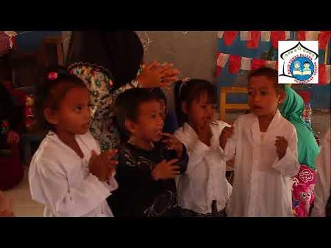Mengenal Anggota Tubuh (Lagu Sunda),PAUD TUNAS PALAPA