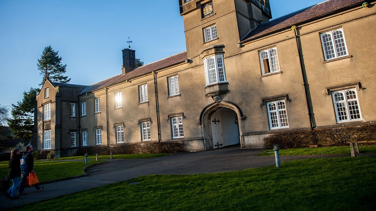 Uwtsd Lampeter Campus Youtube