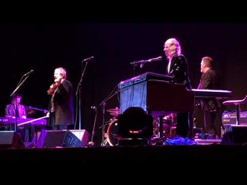 The Waterboys - The Whole Of the Moon. Cambados 2017
