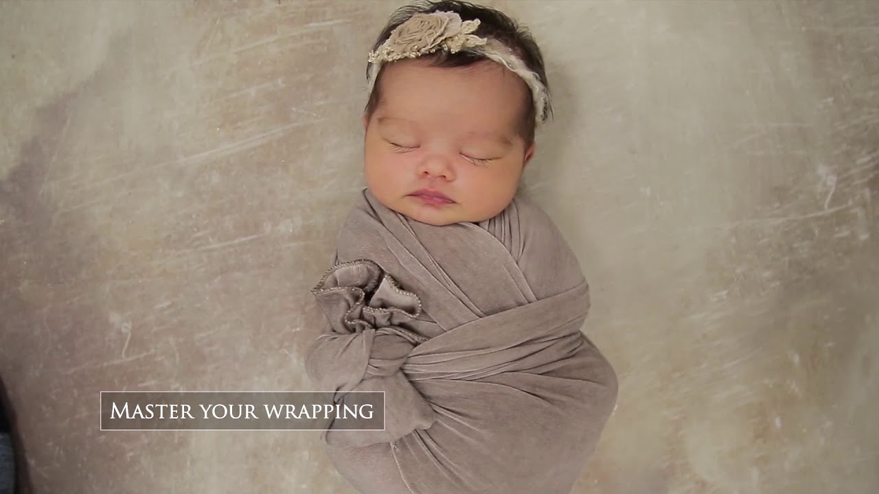 1111037156a Newborn Wrapping Online Courses - YouTube