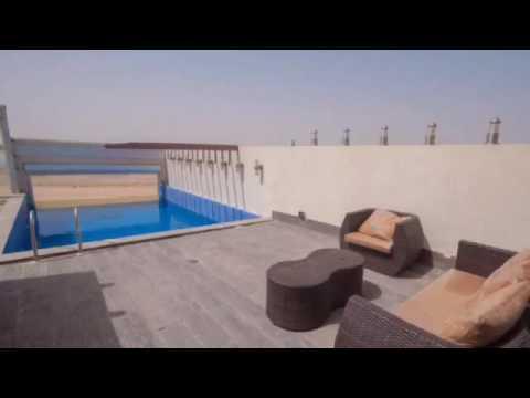 شاليهات 4waves مسبح خاص بالسطح شالية جبلة Youtube