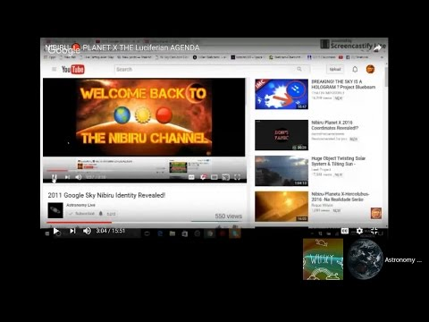 Nibiru Planet X 2016 - Is Astronomy Live a Luciferian !?