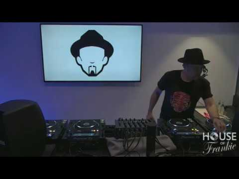Louie Vega DJ set at House of Frankie HQ Milano