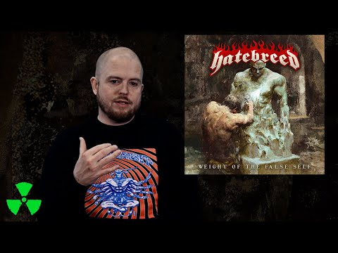 HATEBREED - Weight Of The False Self: Artwork & Album Title Meaning (OFFICIAL TRAILER)