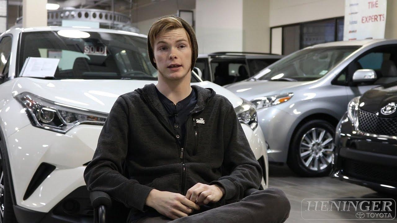 Heninger Toyota Jon Klen Lot Attendant