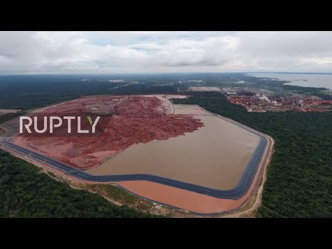 Brazil: Residents accuse Norwegian Norsk Hydro of polluting Amazon city