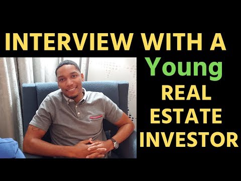 Interview with a Young real estate investor at Ron Legrand Bootcamp