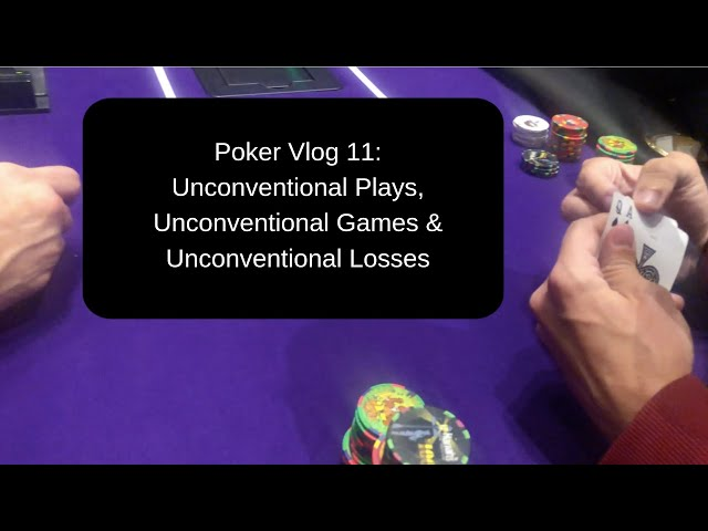 Poker Vlog 11: Stacking off with 1 pair and $1,000 preflop 3bets! Crazy NOLA $1-$3 NL games.