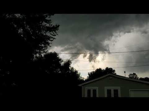 Nelson County Kentucky Tornado Warning