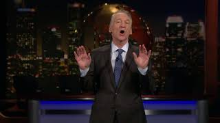 monologue the worst responder   real time with bill maher hbo