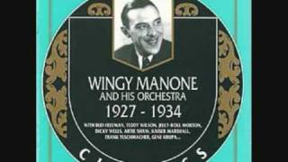 WINGY MANONE with LINO PATRUNO & the MILAN COLLEGE JAZZ SOCIETY - When You