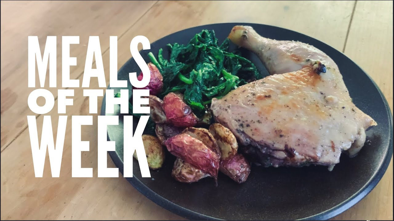 Meals of the Week (5/4/20 to 5/15/20) | What's for Dinner