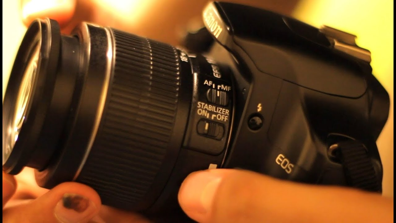 Canon EF-S 18-55mm IS ii Lens Review...How good is your kit lens ...
