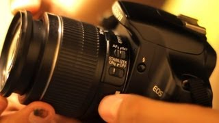 Canon EF-S 18-55mm IS ii Lens Review...How good is your kit lens? (with sample pictures)