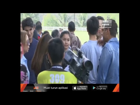 Live TV - Astro Awani Sukan Polo Ekuestrian antara MAS dan BRU #KL2017