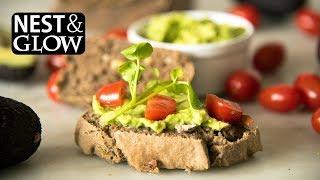 Buckwheat, Almond & Chia Bread - no music