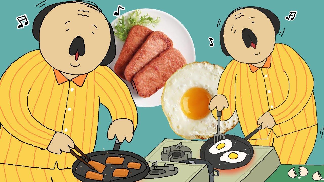 주말 아침밥(Weekend Breakfast)
