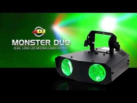 American DJ Monster Duo - InstallSound