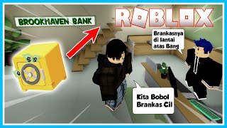 DUO CUMI JATUH MISKIN!! TERPAKSA JADI KERIMINAL!! (BROOKHAVEN Part 6) ROBLOX BANG CUPU